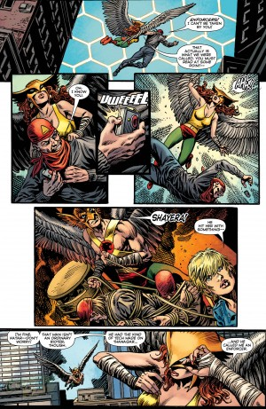 Convergence Hawkman #1 Shadow War Spoilers Preview 5