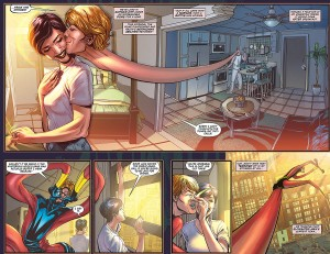 Convergence Justice League America #1 spoilers preview 4