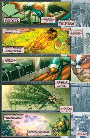 Convergence Justice League America #1 spoilers preview 6