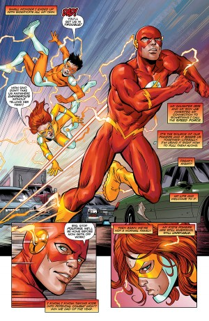 Convergence Speed Force #1 page 2