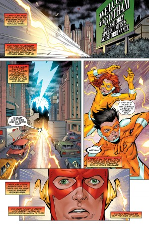 Convergence Speed Force #1 page 3
