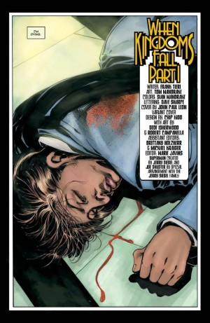 Convergence Suicide Squad #1 Spoilers Preview 3