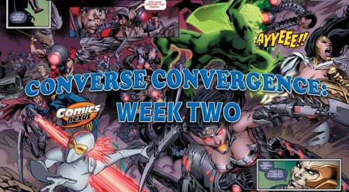 Converse Convergence Week Two banner