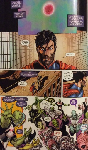 DC Comics Convergence #0 Spoilers 3