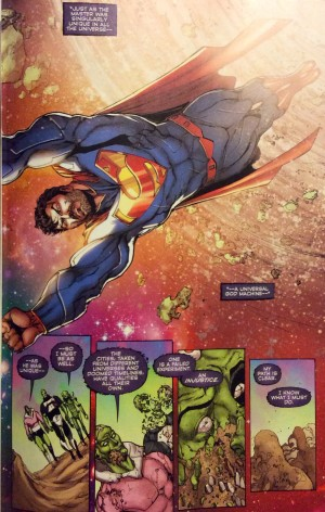 DC Comics Convergence #0 Spoilers 4