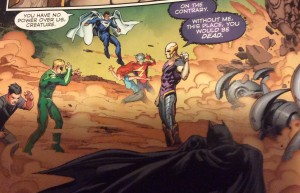 DC Comics Convergence #1 Spoilers 4