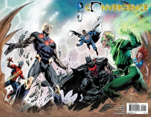 DC Comics Convergence #1 Spoilers & Preview 1