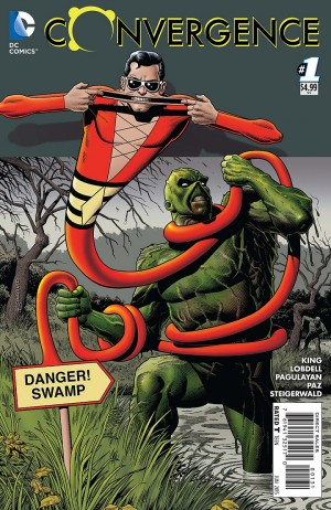 DC Comics Convergence #1 Spoilers & Preview 4