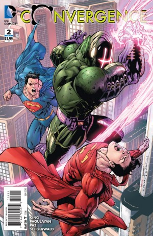 DC Comics Convergence #2 Spoilers & Preview 3