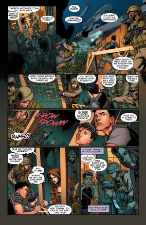 DC Comics Convergence #2 Spoilers & Preview 7