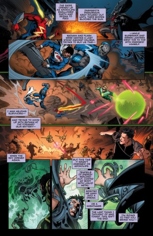 DC Comics Convergence #2 Spoilers & Preview 9