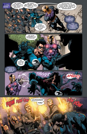 DC Comics Convergence #3 Spoilers Review 1