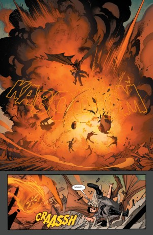 DC Comics Convergence #3 Spoilers Review 10
