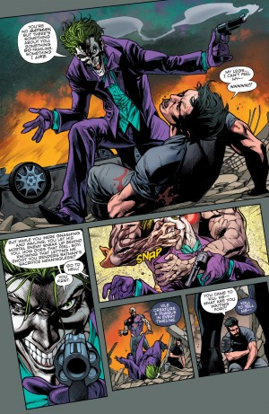 DC Comics Convergence #3 Spoilers Review 12