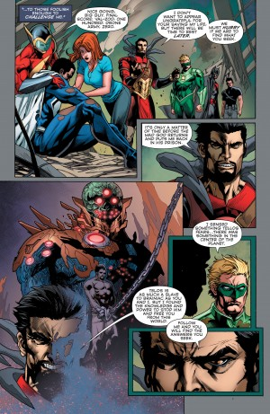 DC Comics Convergence #3 Spoilers Review 3