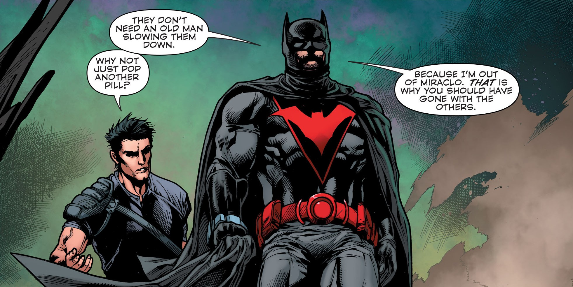 DC Comics Convergence #3 Spoilers Review 5