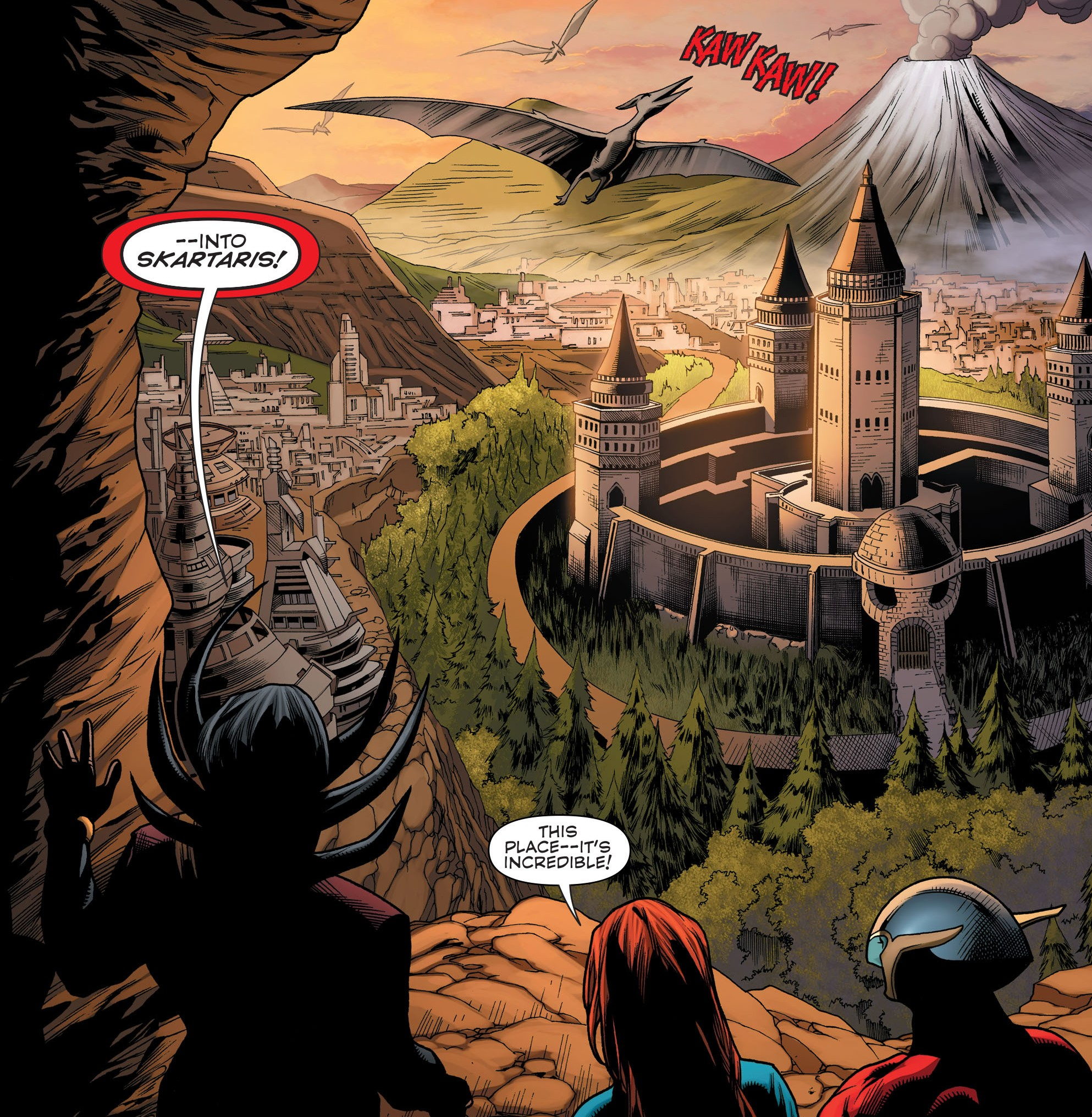 DC Comics Convergence #3 Spoilers Review 6