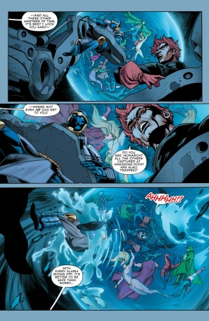 DC Comics Convergence #3 Spoilers Review 8