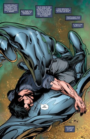 DC Comics Convergence #4 Spoilers Preview A4