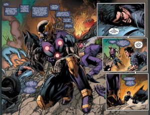 DC Comics Convergence #4 Spoilers Preview A5