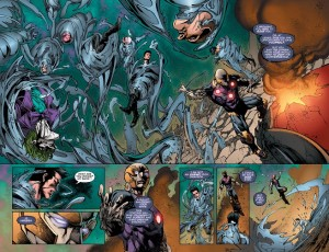 DC Comics Convergence #4 Spoilers Preview A6