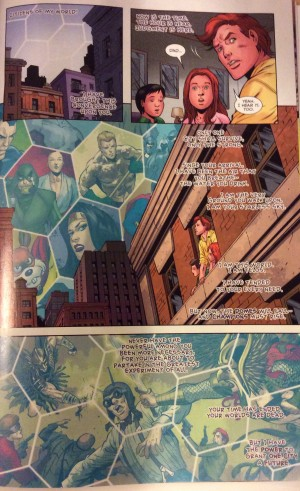 DC Comics Convergence Speed Force #1 Spoilers 1