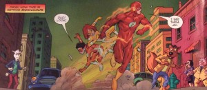 DC Comics Convergence Speed Force #1 Spoilers 5