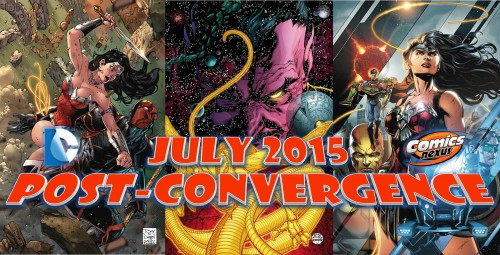DC Comics July 2015 Post-Convergence Solicitations smaller banner