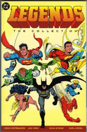 DC Comics Legends tpb 1980's