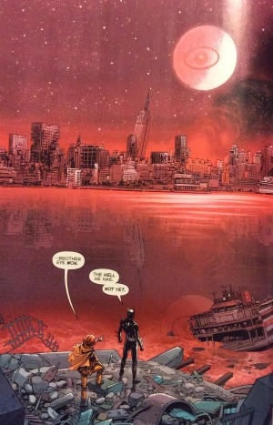 DC Comics New 52 Futures End #48 Spoilers 4