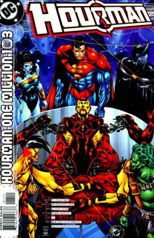 DC One Million Hourman 11 A
