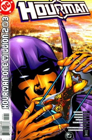 DC One Million Hourman 12 A