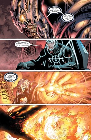 Justice League #40 Spoilers Darkseid War 2
