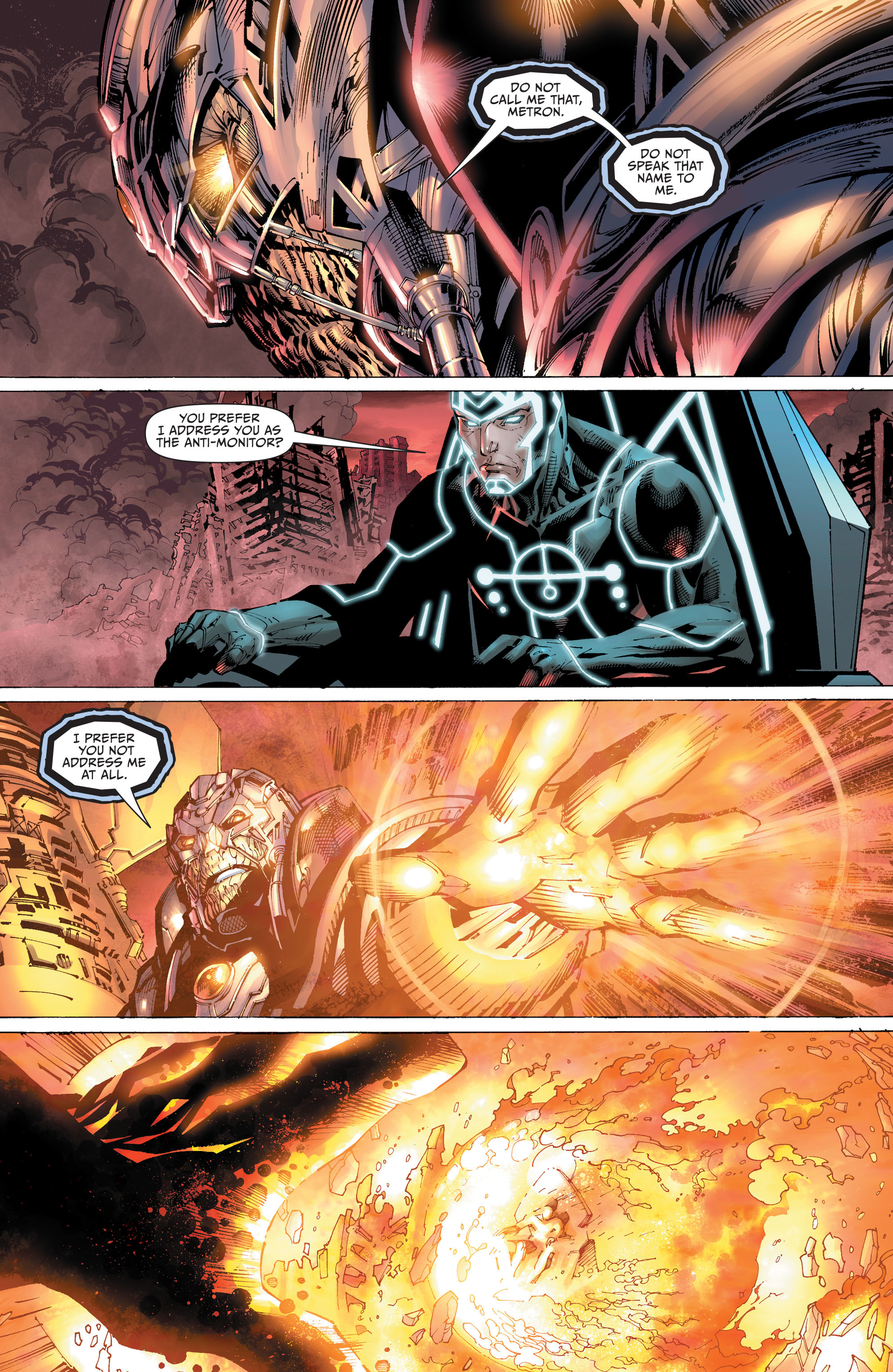 Justice League #40 Spoilers Darkseid War 2 ...
