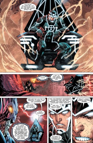 Justice League #40 Spoilers Darkseid War 3