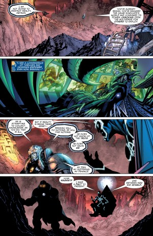 Justice League #40 Spoilers Darkseid War 4