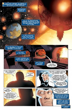 Justice League #40 Spoilers Preview 7