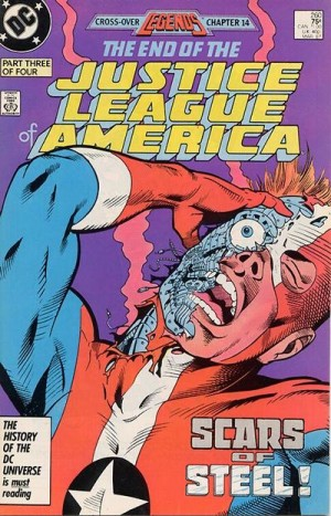 Justice League of America #260 DC Comics Legends 1980's
