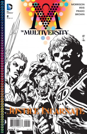 Multiversity #1 Spoilers Preview A1