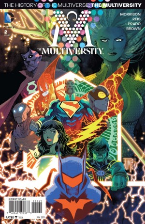 Multiversity #1 Spoilers Preview A2