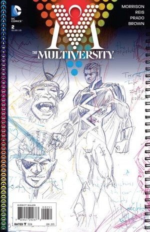 Multiversity #1 Spoilers Preview A3