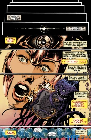 Multiversity #1 Spoilers Preview A4