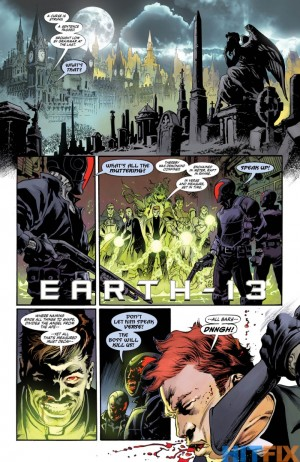 Multiversity #1 Spoilers Preview A5