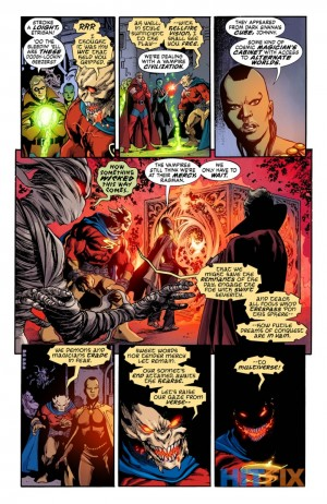 Multiversity #1 Spoilers Preview A8