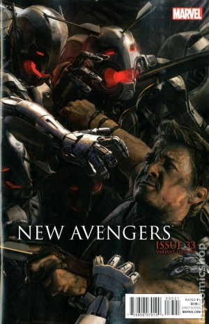 New Avengers 33 review spoilers 2