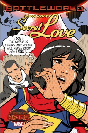 Secret Wars 2015 Secret Love