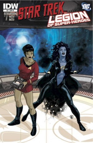 Star Trek Legion of Super Heroes #3