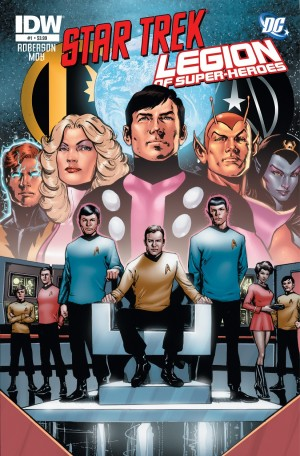 Star Trek Legion of Super Heroes