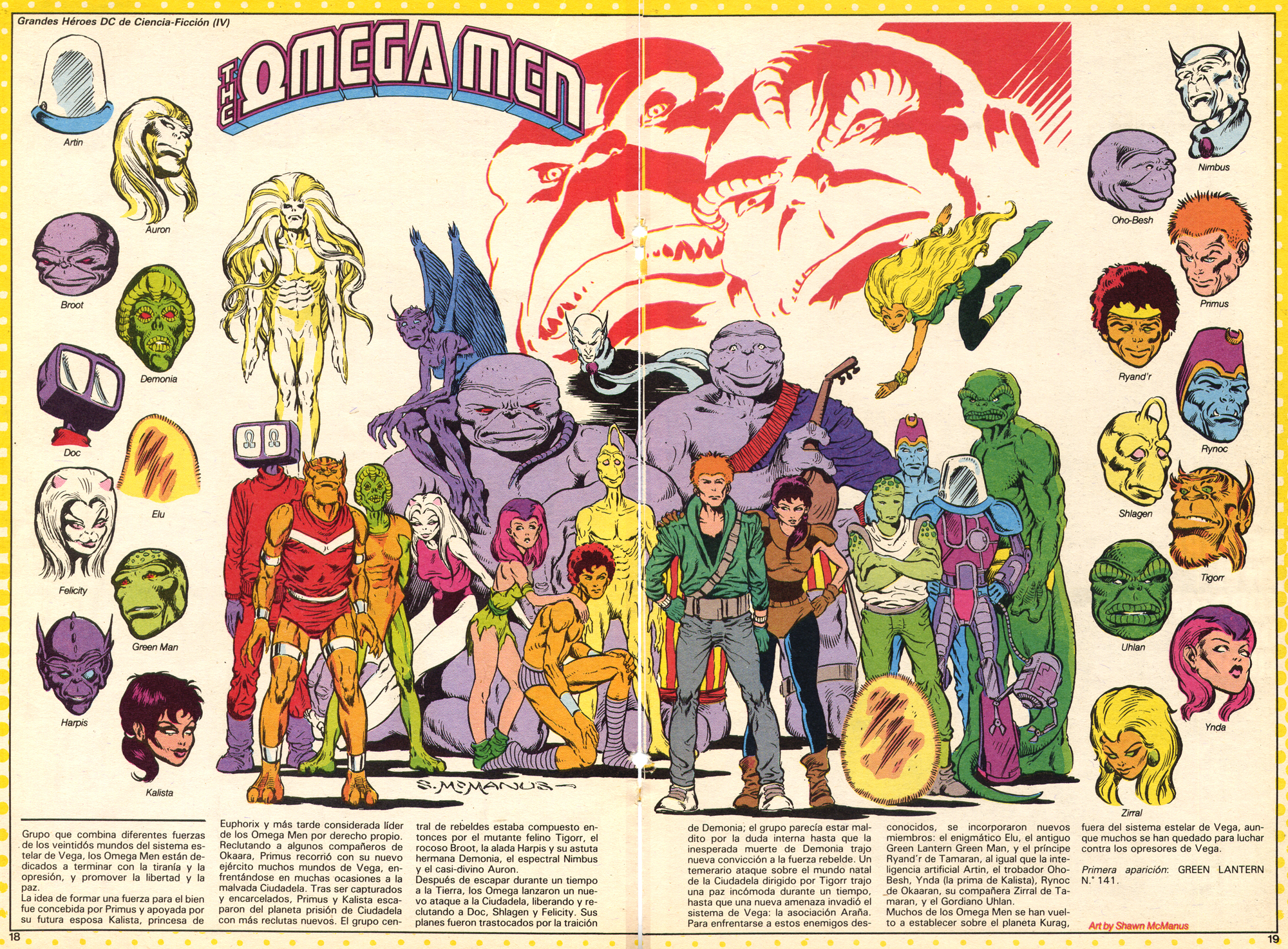 omega men The omega men hail from the vegan system, a planetary system with twenty-five habitable planets, which as of the early 1980s had been ruled for millennia by the citadelians, a race of.