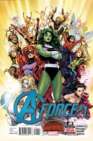 A-Force 1 review spoilers 1